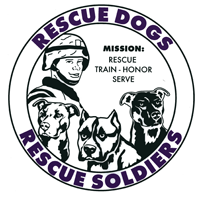 Rescue Dogs Rescue Soldiers